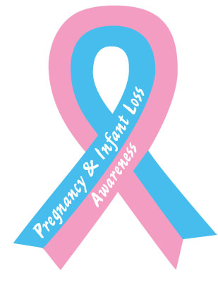 Pregnancy Loss Ribbons
